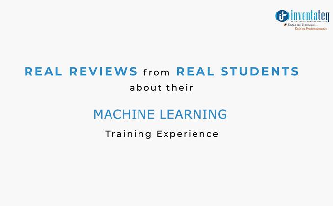 Best Machine Learning Training Institutes in Bangalore