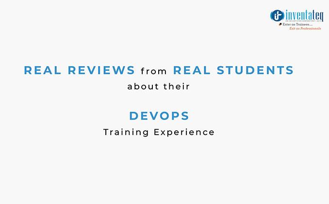 DevOps Training in Bangalore, DevOps Certification Courses BTM Marathahalli  Institute - InventaTeq