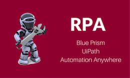 RPA Training in Bangalore, RPA Courses BTM & Marathahalli
